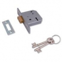 Union 2177 3 lever deadlock (76mm S/C)