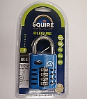 Squire CP50S Weather Protected 4 Wheel Combination Padlock