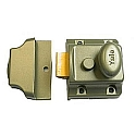 Yale 706 Non-Deadlock Narrow Nightlatch W/O Cylinder